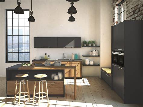 schwarze hochglanz küche graue kueche matt parsvending