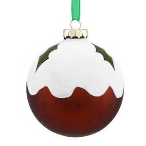 pudding bauble from sainsbury 39 s baubles best of 2011 housetohome co uk