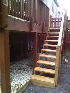 Deck Stair Treads