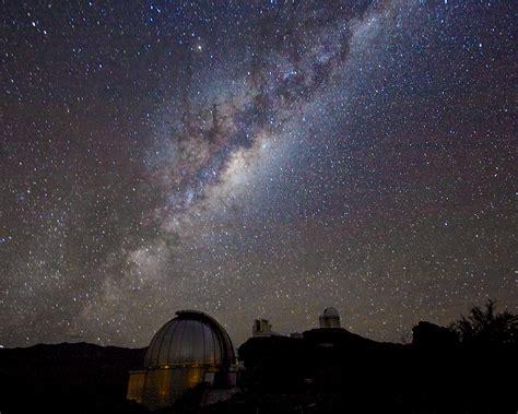 Milky Way From Silla Eso