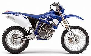 Yamaha Wr450f 2003