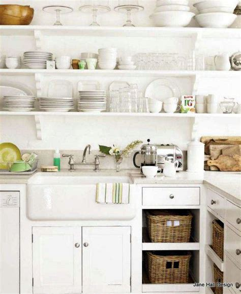 country shelves for kitchen i the floating shelves in this country style kitchen 6201