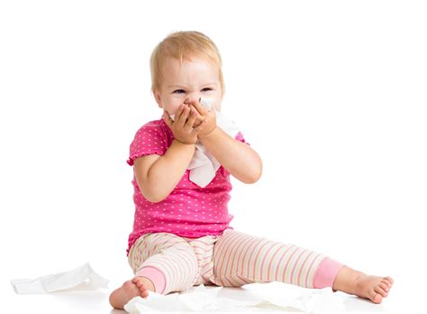 All About Baby Allergies