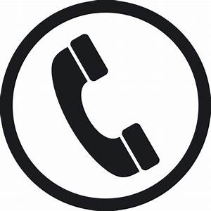 Phone Icon clip art Free vector in Open office drawing svg ...