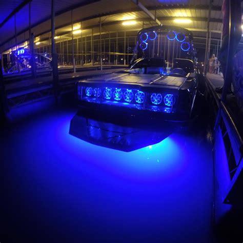 Diablo Boat Lights by Underwater Led Boat Lights Diablo Royale Customs