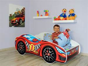 Lit Voiture Garcon : lit enfant 70x140 pas cher guide d achat au meilleur prix ~ Melissatoandfro.com Idées de Décoration