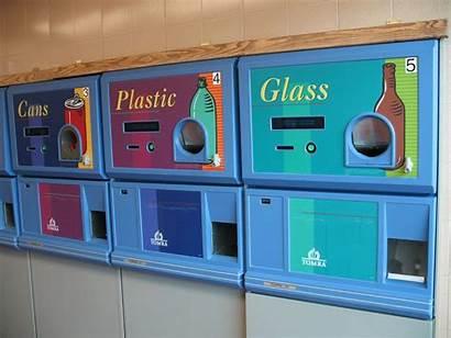 Cans Bottle Machines Deposit Bottles Michigan Return