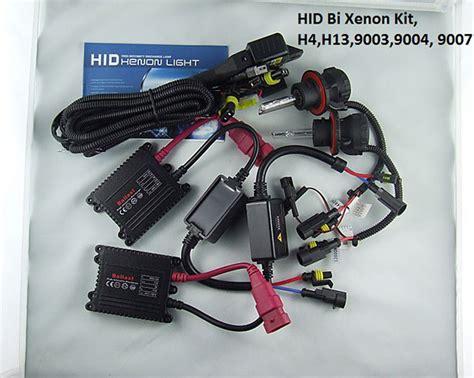 hid xenon light 35w bi slim kit