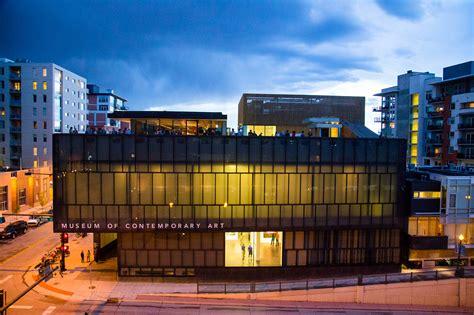 museum  contemporary art denver receives  andrew