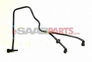 12847287  Saab Brake Booster Vacuum Hose Line  2006