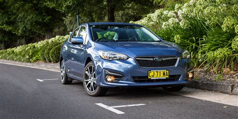 2017 subaru impreza sedan 2017 subaru impreza 2 0i l sedan review caradvice