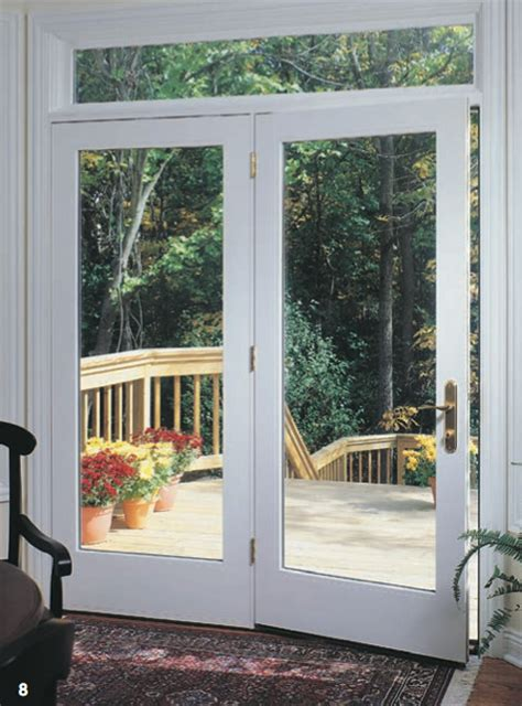 Homeofficedecoration  Pella Exterior French Doors