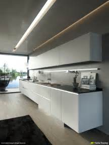 Contemporary Kitchen Ceiling Lighting Design