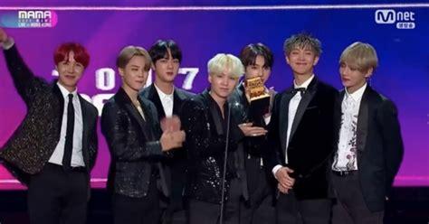 mama bts won video award heres