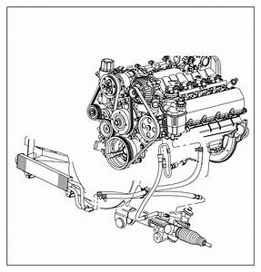 Dodge Ram 1500 Cooler  Power Steering   Front End Parts