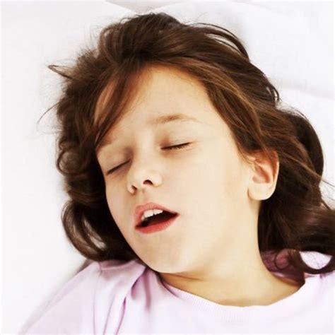sleep apnea  children bedwetting behavioral problems