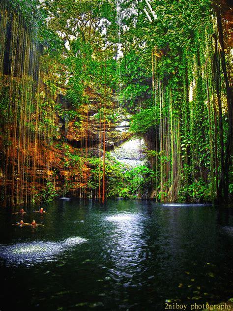 journey  cancun mexico cenotes  limestone