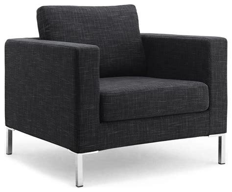 Portobello Dark Grey Premium Armchair