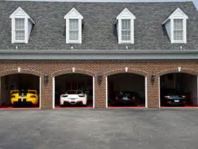 Exotic Car Garage