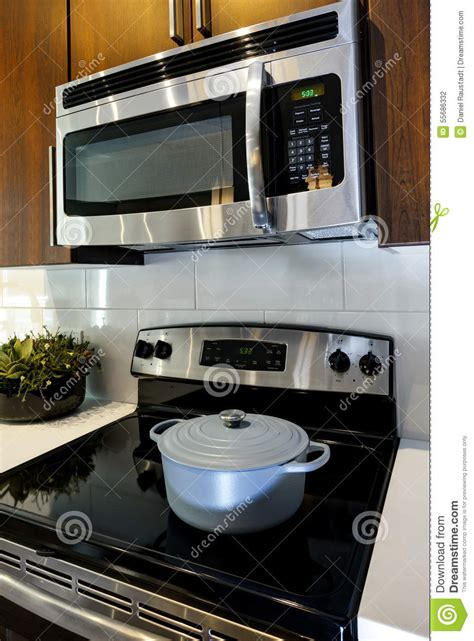 stove modern microwave cooking oven built kitchen glass convection range appliances cook breakfast