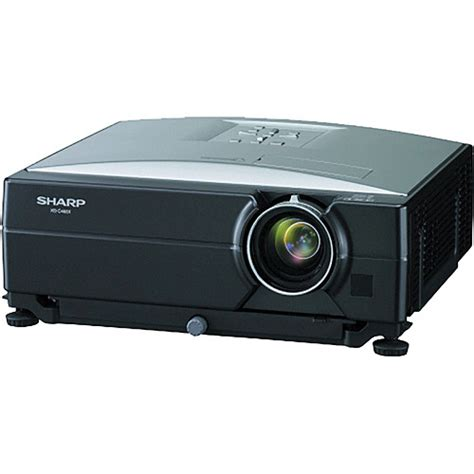 sharp xg p25x l sharp xg c435x l 3lcd projector xg c435x l b h photo video
