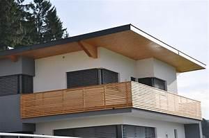 Holz Für Dachstuhl : balkon dach holz kreative ideen f r innendekoration und wohndesign ~ Sanjose-hotels-ca.com Haus und Dekorationen