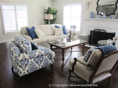 Room  Blue And White Living Room Decorating Ideas Amazing