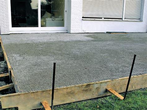 terrassenplatten auf beton so verlegen sie terrassenplatten aus naturstein bauhaus