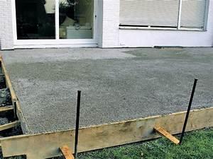 Terrasse Betonieren Dicke : so verlegen sie terrassenplatten aus naturstein bauhaus ~ Whattoseeinmadrid.com Haus und Dekorationen
