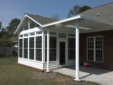 Sunrooms Photo Gallery  Trademark Home Exteriors