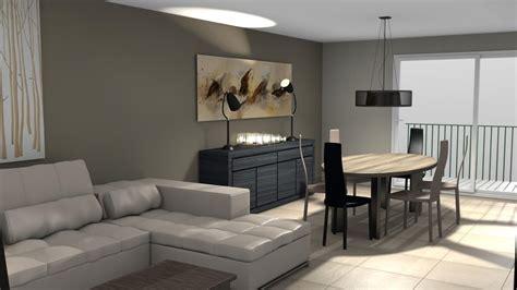 Cuisine Decoration Salon Moderne Facebook Deco Maison