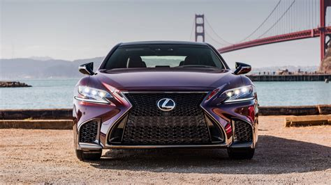 2018 Lexus Ls 500 F Sport 4k 3 Wallpaper Hd Car Wallpapers