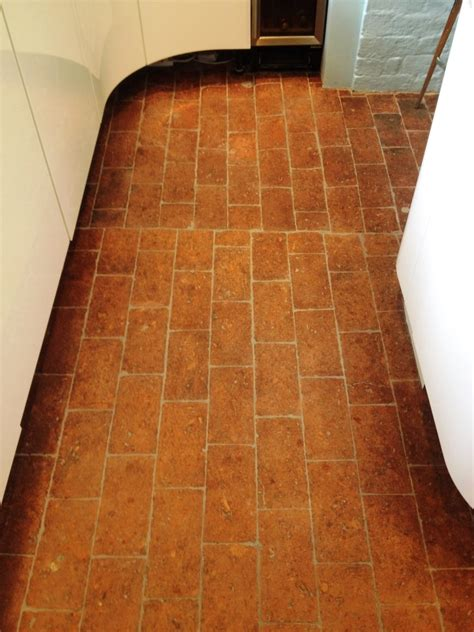 grouting and cleaning brick floor tiles tile cleaners
