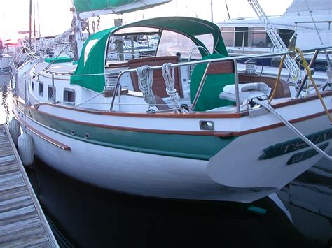 Key West Boats For Sale Ct by 1977 Cutter Downeaster Cutter Sail Boat For Sale Www