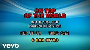 Imagine, Dragons, -, On, Top, Of, The, World, Karaoke