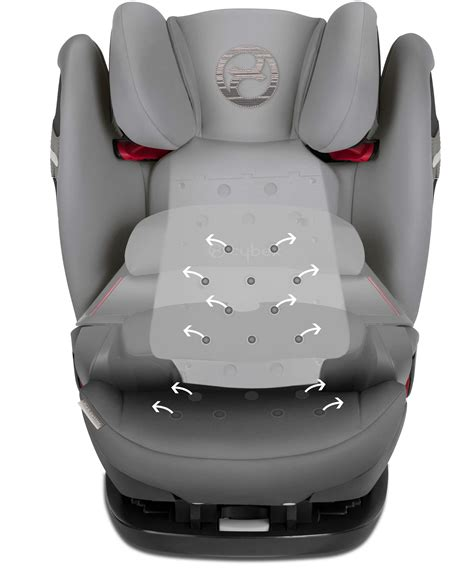 These are the best baby carriers of 2021. Cybex Pallas S-Fix Child Seat Victory Black Scuderia ...
