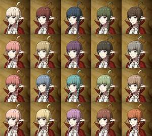 Pick my hair color for Nah : fireemblem