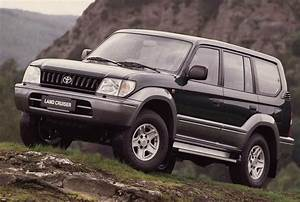 Toyota Landcruiser Prado 90 Series Engines Workshop Manual