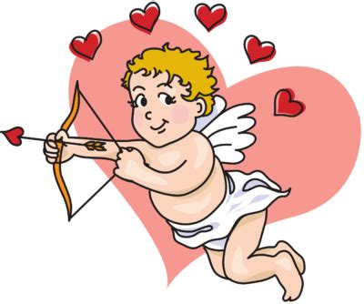 Cupid Clipart Image Flying Cupid Christart