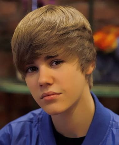 funny image collection justin biebers hairstyle