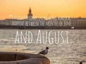 Hello August Qu... Short Mystical Quotes