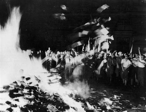 Fahrenheit 451 Movie And The True History Of Book Burning