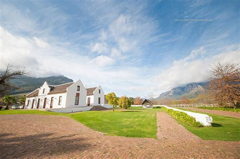 stellenbosch wedding venue zorgvliet wines wedding