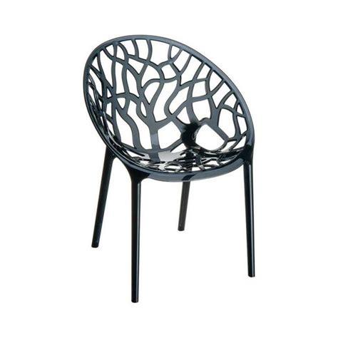chaise en polycarbonate chaise design en polycarbonate 4 pieds tables chaises et tabourets
