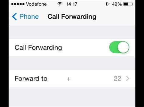 will my iphone forward iphone call forwarding setup