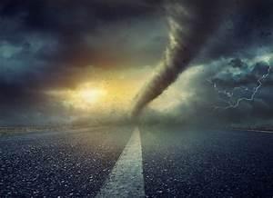 Dayton Tornado Last Night  Images Show Destruction In