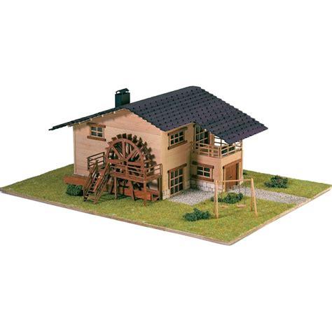 house kit house with waterwheel artesanialatina