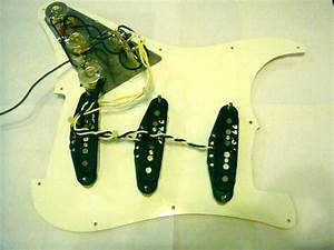 Fender Squier Bullet Strat Upgrade