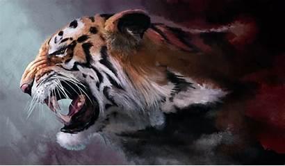 Tiger Head Desktop Wallpapers Backgrounds Mobile