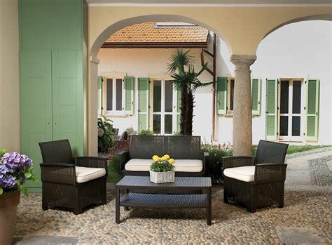 divanetti giardino set giardino in rattan moia cervia moro greenwood set100m
